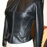 corset motorcycle jacket